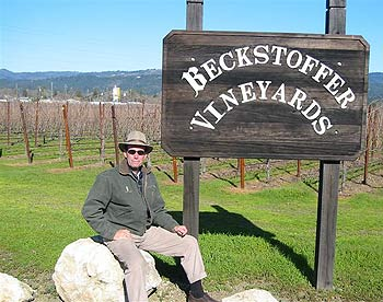 Napa Valley grower Andy Beckstoffer
